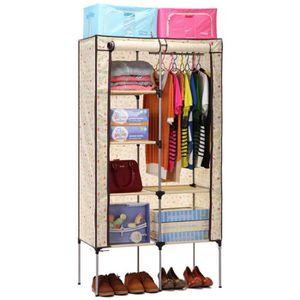 armoire hauteur 160 cm achat vente armoire hauteur 160. Black Bedroom Furniture Sets. Home Design Ideas