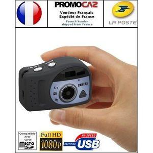 micro mini camera espion hd 1080p achat vente pas cher cdiscount. Black Bedroom Furniture Sets. Home Design Ideas