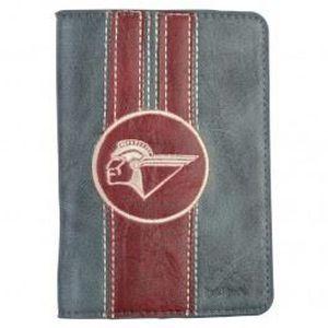 PORTE PAPIERS Etui passeport Red Hawk