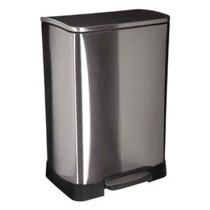 poubelle de cuisine 50l achat vente poubelle de cuisine 50l pas cher cdiscount. Black Bedroom Furniture Sets. Home Design Ideas