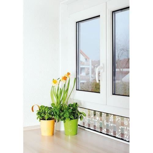 film de discr tion adh sif 40 x 200 cm 39 39 miroir 39 achat vente film pour vitrage cdiscount. Black Bedroom Furniture Sets. Home Design Ideas