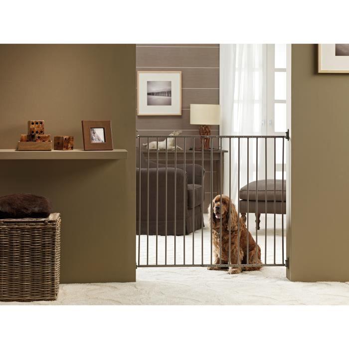 barriere pour chien animalerie sur enperdresonlapin. Black Bedroom Furniture Sets. Home Design Ideas