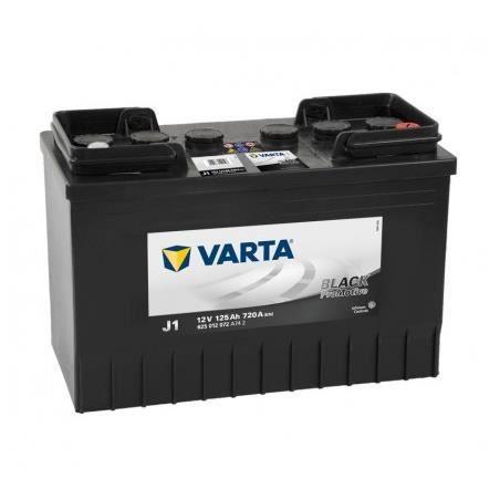 batterie varta promotive black j1 achat vente batterie. Black Bedroom Furniture Sets. Home Design Ideas