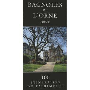 LIVRE ARCHITECTURE Bagnoles de l'Orne