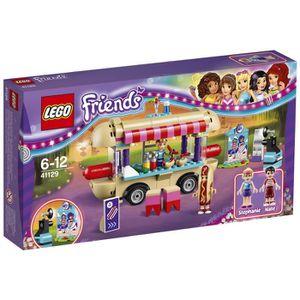 LEGO La Camionnette ? hot-dogs du Parc