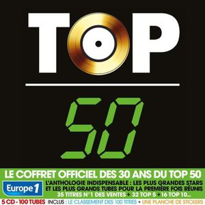 CD VARIÉTÉ INTERNAT Top 50 : 30ème anniversaire by Compilation (CD)