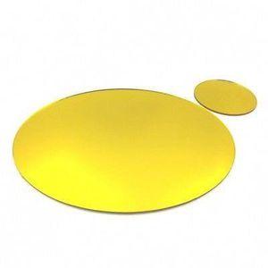 Napperon ovale achat vente napperon ovale pas cher for Miroir acrylique incassable