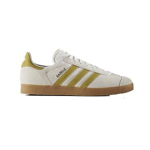 chaussures adidas femme beige gazelle beige beige achat. Black Bedroom Furniture Sets. Home Design Ideas