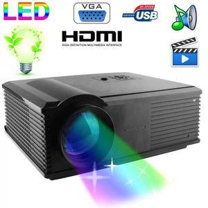 Vidéoprojecteur Vidéoprojecteur LED 95W 2800 Lumens Full HD 1080P