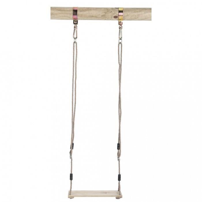 magnifique siege balancoire en bois de pin impregne swing king achat vente balan oire. Black Bedroom Furniture Sets. Home Design Ideas