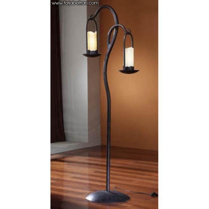lampadaire pour salon mod le candela achat vente lampadaire pour salon mod cdiscount. Black Bedroom Furniture Sets. Home Design Ideas