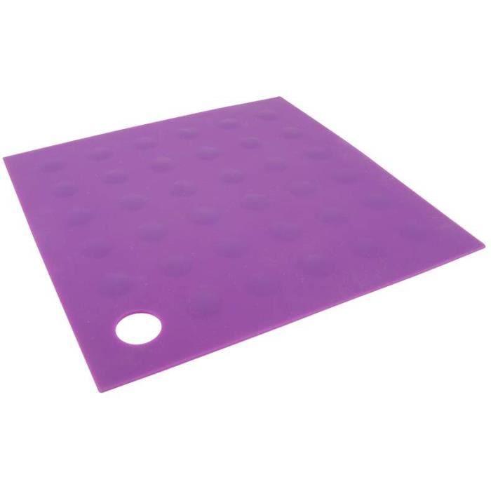 dessous de plat manique silicone 2en1 achat vente dessous de plat cdiscount. Black Bedroom Furniture Sets. Home Design Ideas