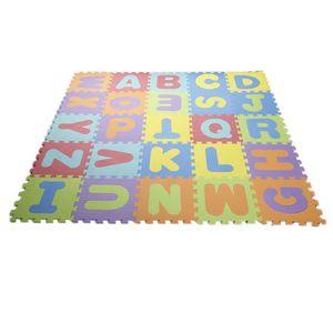 Tapis de jeu mousse achat vente jeux et jouets pas chers - Tapis mousse alphabet ...