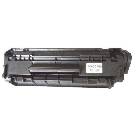 Hp q2612a toner laser compatible noir prix pas cher for Laser spit cl 30 prix