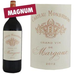 VIN ROUGE Magnum Château Monbrison Margaux 2012 - Vin rouge