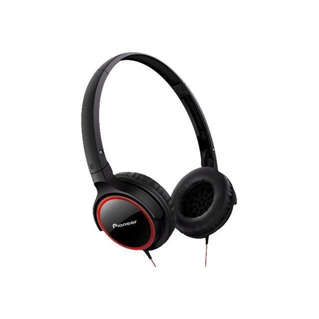 pioneer se mj512 r casque audio casque couteurs avis et prix pas cher les soldes sur. Black Bedroom Furniture Sets. Home Design Ideas