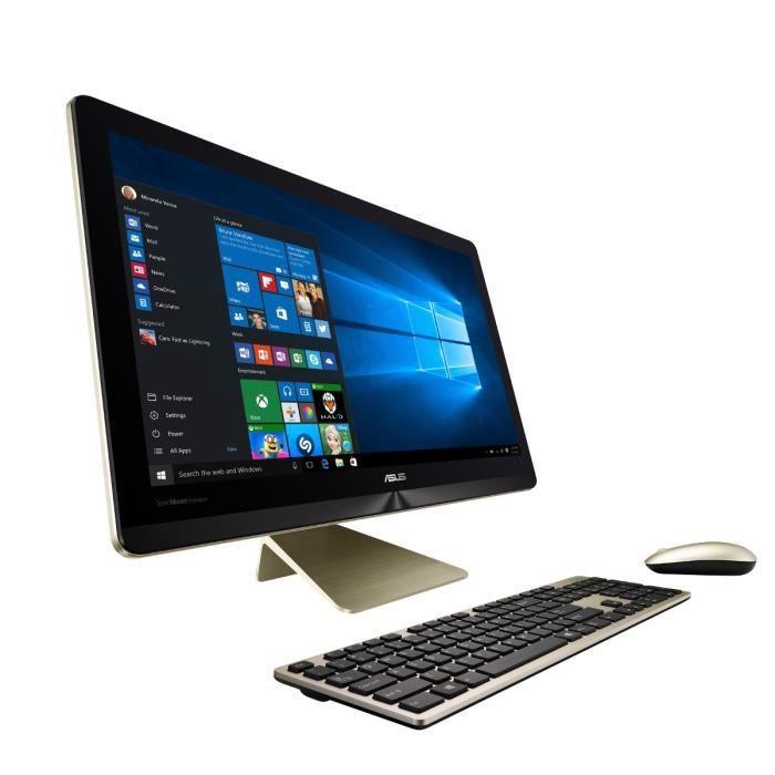 asus asus zen aio pc tout en un tactile z220icgt gg012x ordinateurpascher. Black Bedroom Furniture Sets. Home Design Ideas