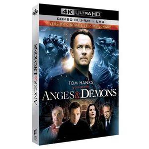 BLU-RAY FILM Blu-ray 4K Anges & démons - 4K Ultra HD