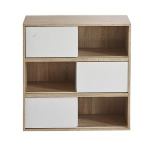 cube niche achat vente cube niche pas cher soldes cdiscount. Black Bedroom Furniture Sets. Home Design Ideas