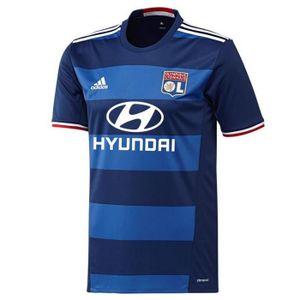 MAILLOT DE FOOTBALL Nouveau Maillot Adidas OL Lyon Away Saison 2016/20