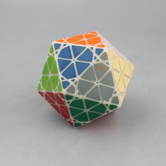 zhuopu mf8 icosa dre rubik 39 s cube megaminx professionnel. Black Bedroom Furniture Sets. Home Design Ideas