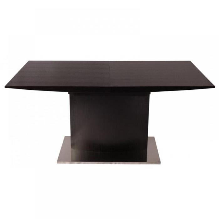 Table design extensible concorde wengu achat vente - Table design extensible ...