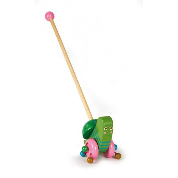 jouet pousser en bois tortue achat vente jouet tirer cdiscount. Black Bedroom Furniture Sets. Home Design Ideas