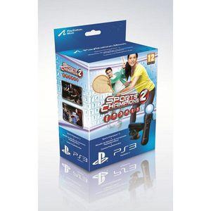 PACK ACCESSOIRE PACK DÉCOUVERTE + SPORTS CHAMPION 2 / PS3
