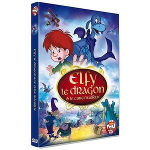 DVD DESSIN ANIMÉ DVD Elfy, le dragon et le cube magique