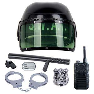 Deguisement accessoire policier enfant achat vente - Jeux de motos de police ...