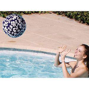 JEUX DE PISCINE Ballon de volley SPLASH BALL Ø 21cm en n…