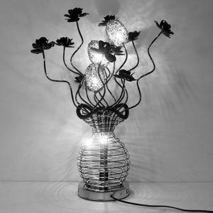 lampe poser achat vente lampe poser pas cher soldes d hiver d s le 11 janvier cdiscount. Black Bedroom Furniture Sets. Home Design Ideas