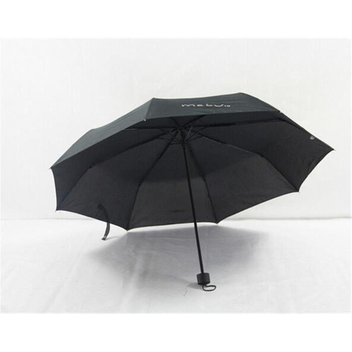 pure colour parapluie pliant compact lumi re anti uv et pluie comme la photo achat vente. Black Bedroom Furniture Sets. Home Design Ideas