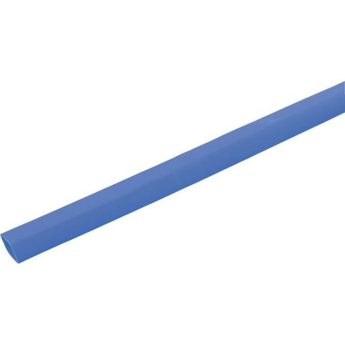 Gaine thermor tractable bleu 7 mm 100 cm dsg achat - Gaine thermo retractable ...