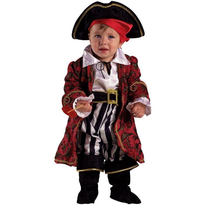 déguisement pirate fille 3 ans