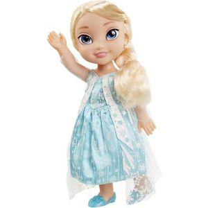 LA REINE DES NEIGES Poupée Elsa Deluxe