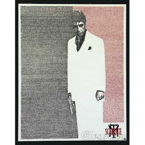 Poster scarface achat vente poster scarface pas cher - Photos posters moins cher ...