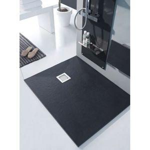 receveur douche 120 70 achat vente receveur douche 120 70 pas cher soldes cdiscount. Black Bedroom Furniture Sets. Home Design Ideas