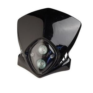 phare tete de fourche moto achat vente phare tete de fourche moto pas cher cdiscount. Black Bedroom Furniture Sets. Home Design Ideas