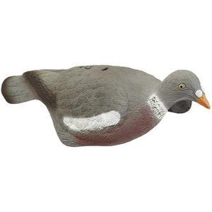 APPEAUX - APPELANT Pack 6 appelants Pigeon anglais demi-coque.