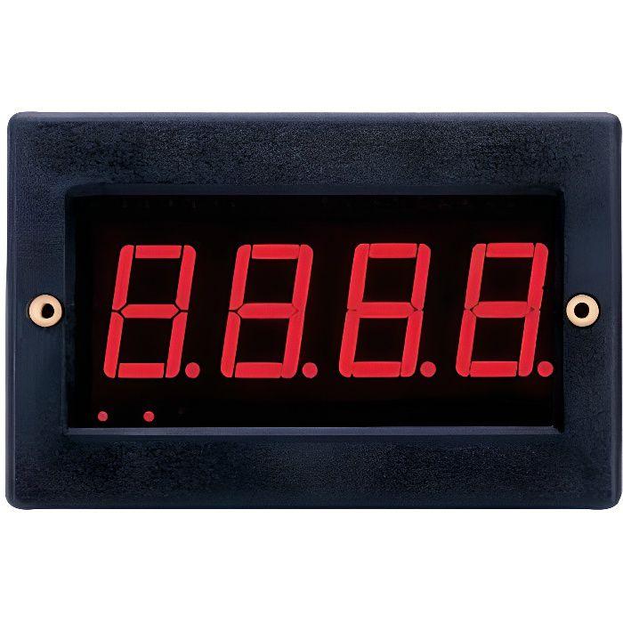 Afficheur num rique led 129 achat vente composant for Afficheur numerique exterieur