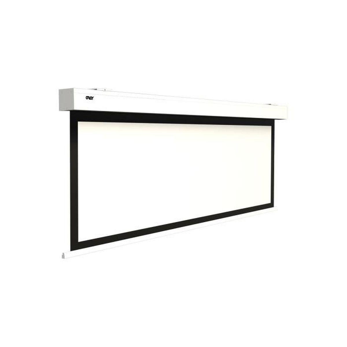 ecran oray square evolution hc motoris ecran de. Black Bedroom Furniture Sets. Home Design Ideas