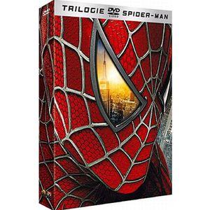 DVD FILM DVD Coffret trilogie Spider-Man