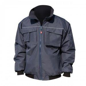 veste bleu de travail achat vente veste bleu de travail pas cher cdiscount. Black Bedroom Furniture Sets. Home Design Ideas