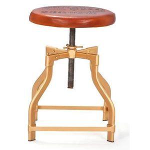 tabouret bar hauteur 55 cm achat vente tabouret bar hauteur 55 cm pas cher cdiscount. Black Bedroom Furniture Sets. Home Design Ideas