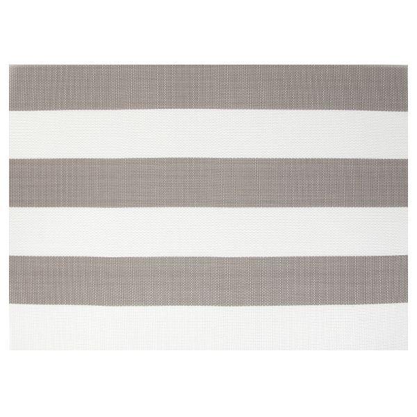 Set de table rectangulaire blanc for Set de table rectangulaire