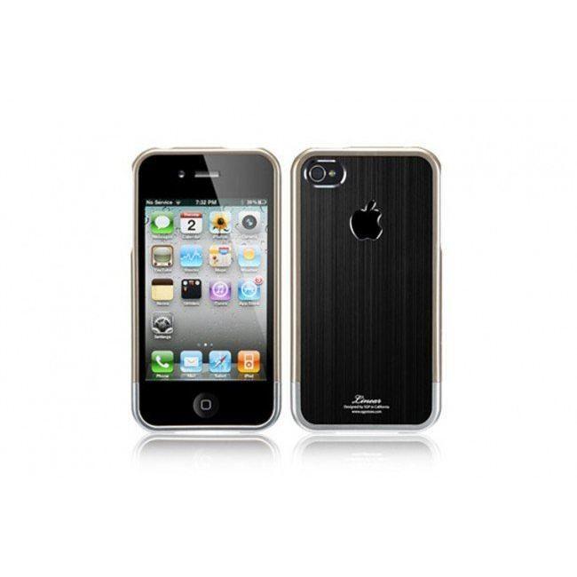 coque iphone 4 4s noir effet bois achat coque bumper pas cher avis et meilleur prix cdiscount. Black Bedroom Furniture Sets. Home Design Ideas