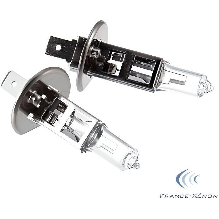 2 x ampoules h1 100w 12v origine france xenon achat vente ampoule tableau bord 2 x. Black Bedroom Furniture Sets. Home Design Ideas