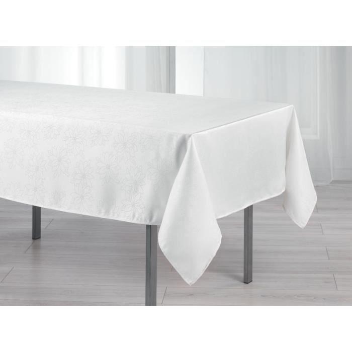 Nappe De Table Rectangulaire. nappe rectangulaire l240 cm jade ...
