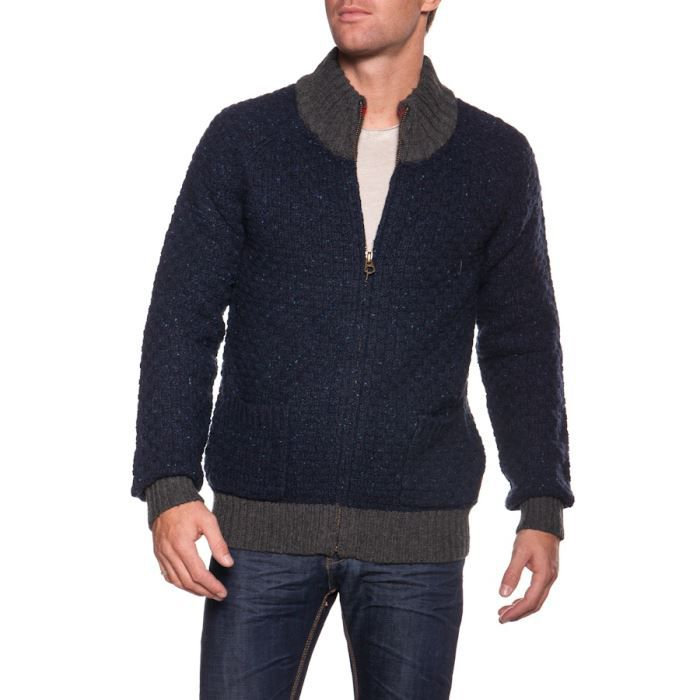 scotch and soda pull sweatshir bleu achat vente gilet cardigan 1204 570. Black Bedroom Furniture Sets. Home Design Ideas